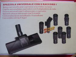 Universal - Kombidüse mit 8 Adapter